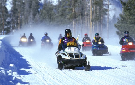 Snowmobiling in Local Parks?