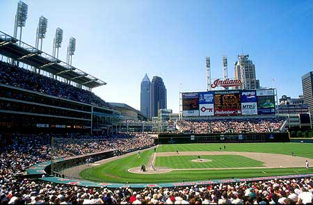 Cleveland Indians Hope To Improve Attendance