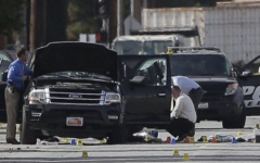 Aftermath in San Bernardino California