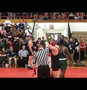 Chardon Wrestling Squad Advances to States