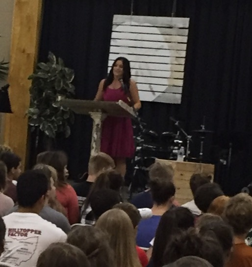 Student Leadership Takes Center Stage At Symposium