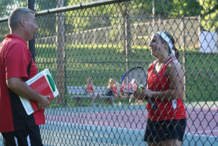 Chardon Girls Serve up an Admirable Performance at Tennis Sectionals