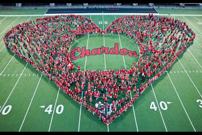 One School, one town, one heartbeat
