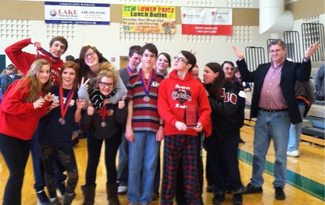 Chardon Academic Decathlon Team Headed to Nationals