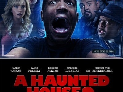 """There is No Boo in """"Haunted House Two"""""""