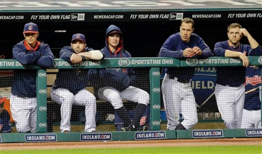 Tribe's Playoff Push Falls Short