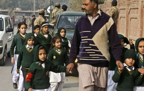 Pakistani School Attacked