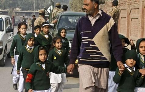 Pakistani School Attacked
