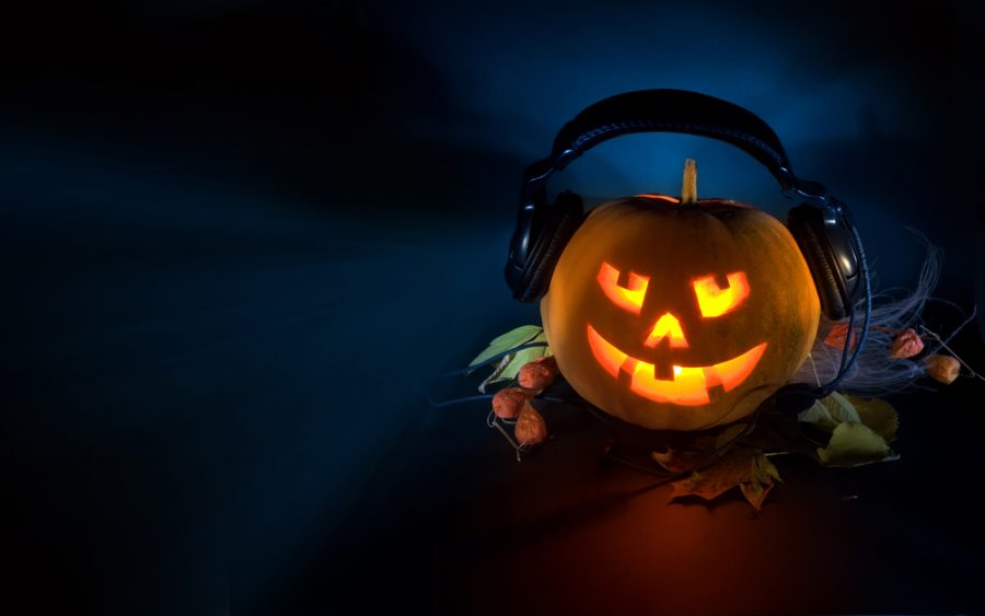 The Hilltop Echo's Spooky Halloween Playlist – The Hilltop Echo