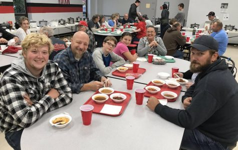 CHS Clubs Combine For 19th Chili Cook Off