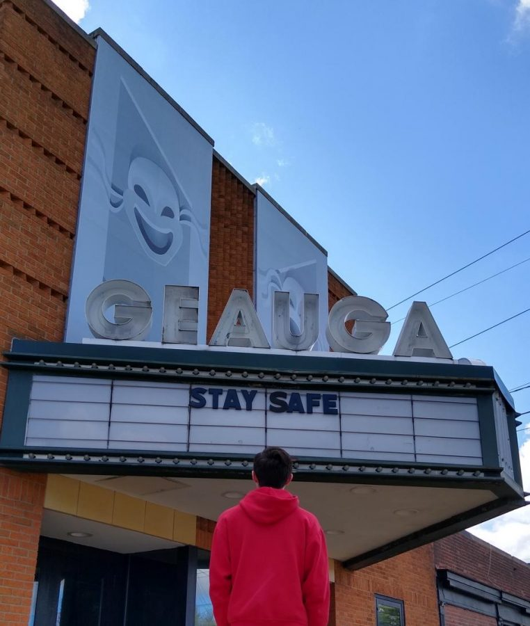 Regional theaters face uncertain future.